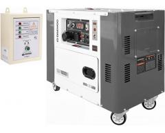 Дизельный генератор Daewoo DDAE 10000 SE с АВР