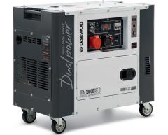 Дизельный генератор Daewoo DDAE 10000 DSE-3