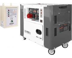 Дизельный генератор Daewoo DDAE 10000 DSE-3 с АВР