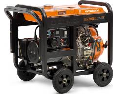 Дизельный генератор Daewoo DDAE 9000 XE