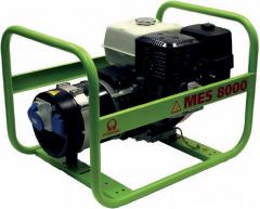 Бензиновый генератор Pramac MES 8000