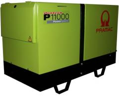 Дизельный генератор Pramac P 11000 (3 фазы) с АВР