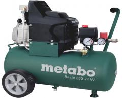 Компрессор масляный Metabo Basic 250-24 W