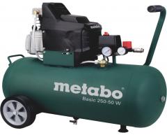 Компрессор масляный Metabo Basic 250-50 W