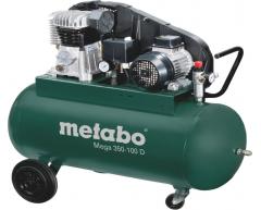 Компрессор масляный Metabo Mega 350-100 D
