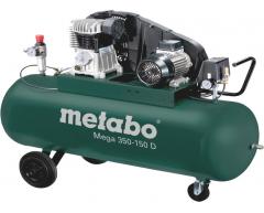 Компрессор масляный Metabo Mega 350-150 D