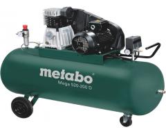Компрессор масляный Metabo Mega 520-200 D