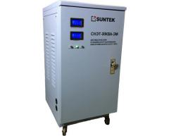 Стабилизатор напряжения электромеханический Suntek ЭМ 30000 ВА