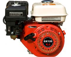 Бензиновый двигатель Grost GX 120 (S тип)