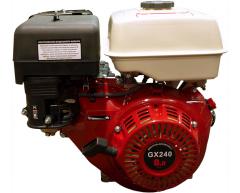 Бензиновый двигатель Grost GX 240 (W тип)