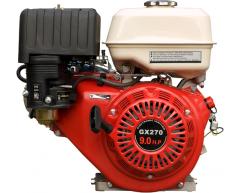 Бензиновый двигатель Grost GX 270 (V тип, короткий конус)