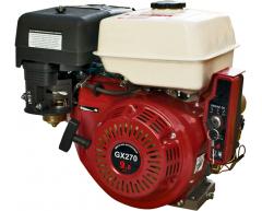 Бензиновый двигатель Grost GX 270 E (V тип)