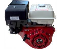 Бензиновый двигатель Grost GX 420 (V тип)