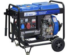 Дизельный генератор TSS SDG 7000 EH3