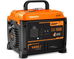 Инверторный бензиновый генератор Daewoo GDA 1500i