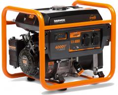 Инверторный бензиновый генератор Daewoo GDA 4800i
