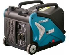 Инверторный бензиновый генератор Hyundai HY 300 Si