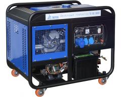 Дизельный генератор TSS SDG 10000 EH