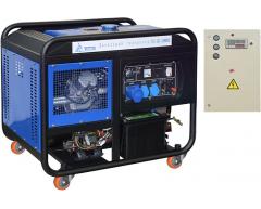 Дизельный генератор TSS SDG 12000 EH с АВР