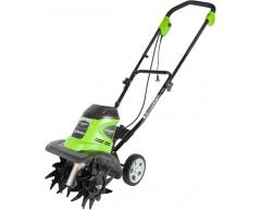Культиватор электрический Greenworks GTL 9526
