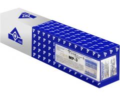 Электроды сварочные ЛЭЗ МР-3 (4.0 мм, 5 кг)