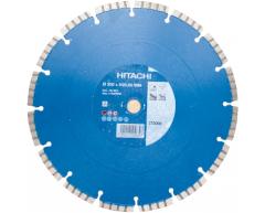 Диск алмазный по бетону Hitachi Laser Standart 773014