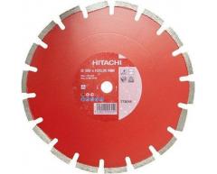 Диск алмазный по асфальту Hitachi Laser Standart 773018