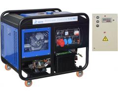 Дизельный генератор TSS SDG 10000 EH3 с АВР