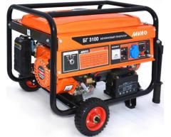 Бензиновый генератор MVAE БГ 3100