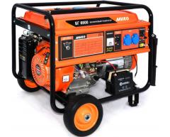 Бензиновый генератор MVAE БГ 6500