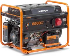 Бензиновый генератор Daewoo GDA 7500 E-3