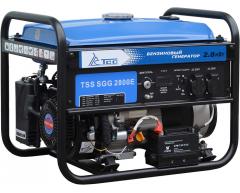 Бензиновый генератор TSS SGG 2800 E