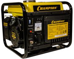 Инверторный бензиновый генератор Champion IGG 1200