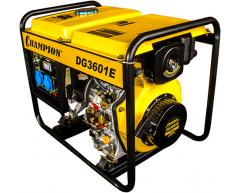 Дизельный генератор Champion DG 3601 E
